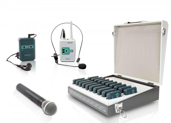 ORIA-040 Tur Rehber Dinleme Sistemi