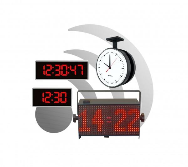 Ori-Clock Master Saat