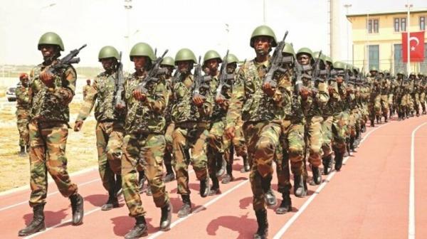Askeri alanlarda