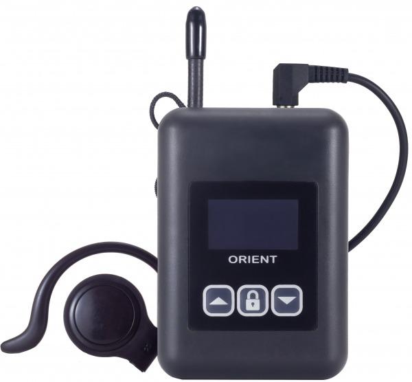 ORIA-X66 Kulaklık Alıcısı