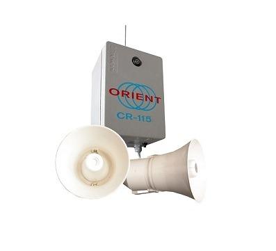 CR105 Ses Yayın Alıcısı